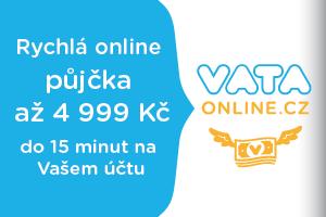 Půjčka Vata online – řešení při nedostatku peněz