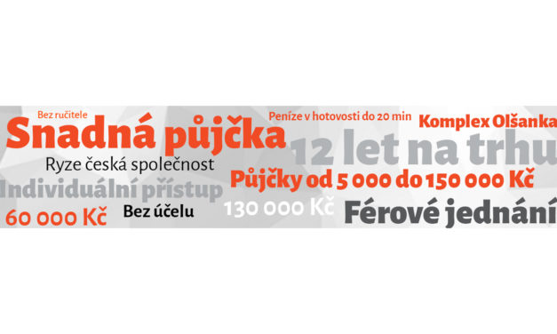 Snadná půjčka TommyStachi.cz