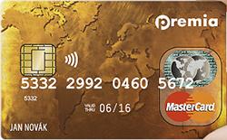 Home Credit Premia karta