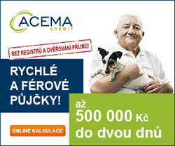 Půjčka Acema Credit
